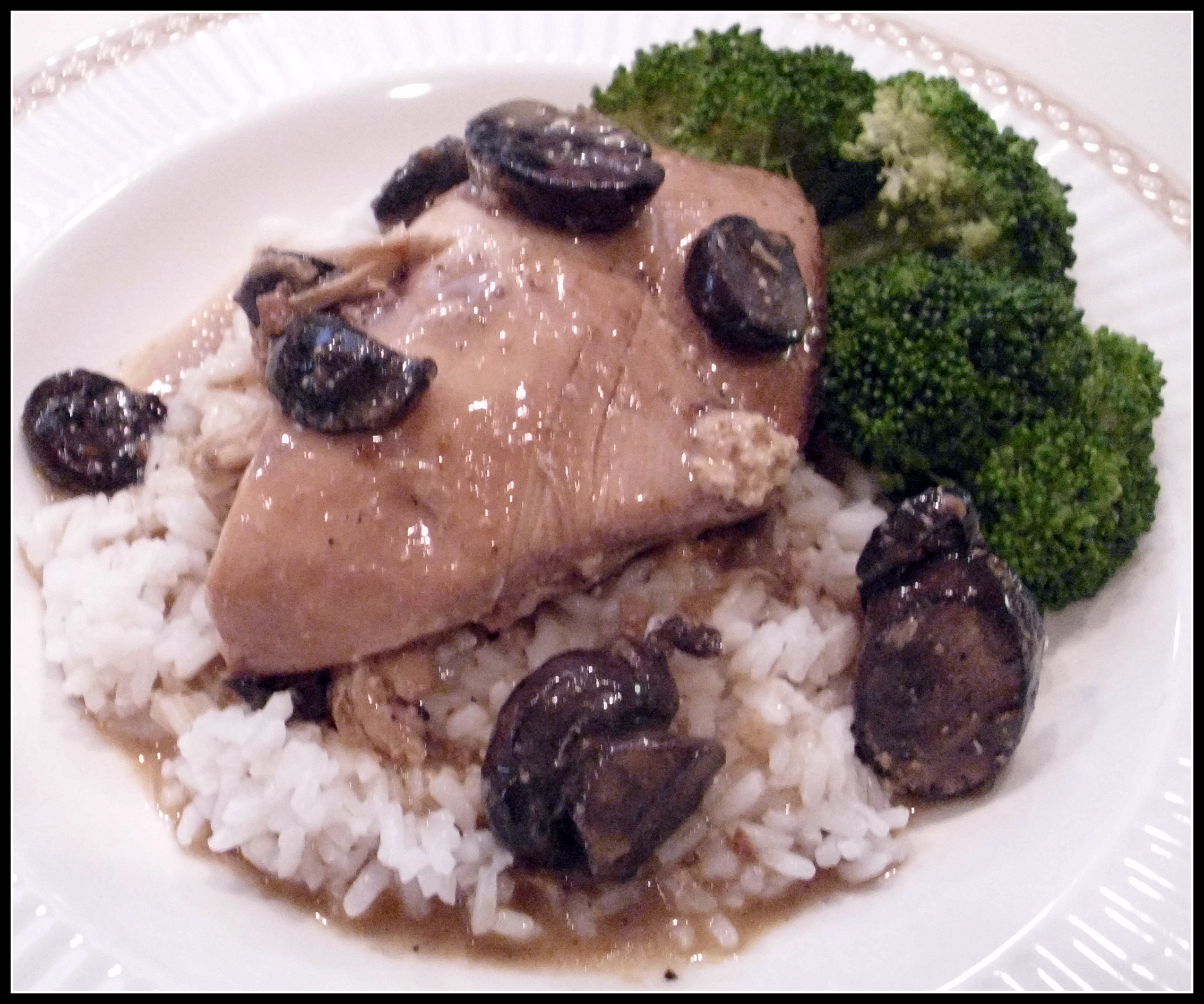 ... World Spice Cafe Recipe – Slow Cooker Paprika Chicken with Mushrooms