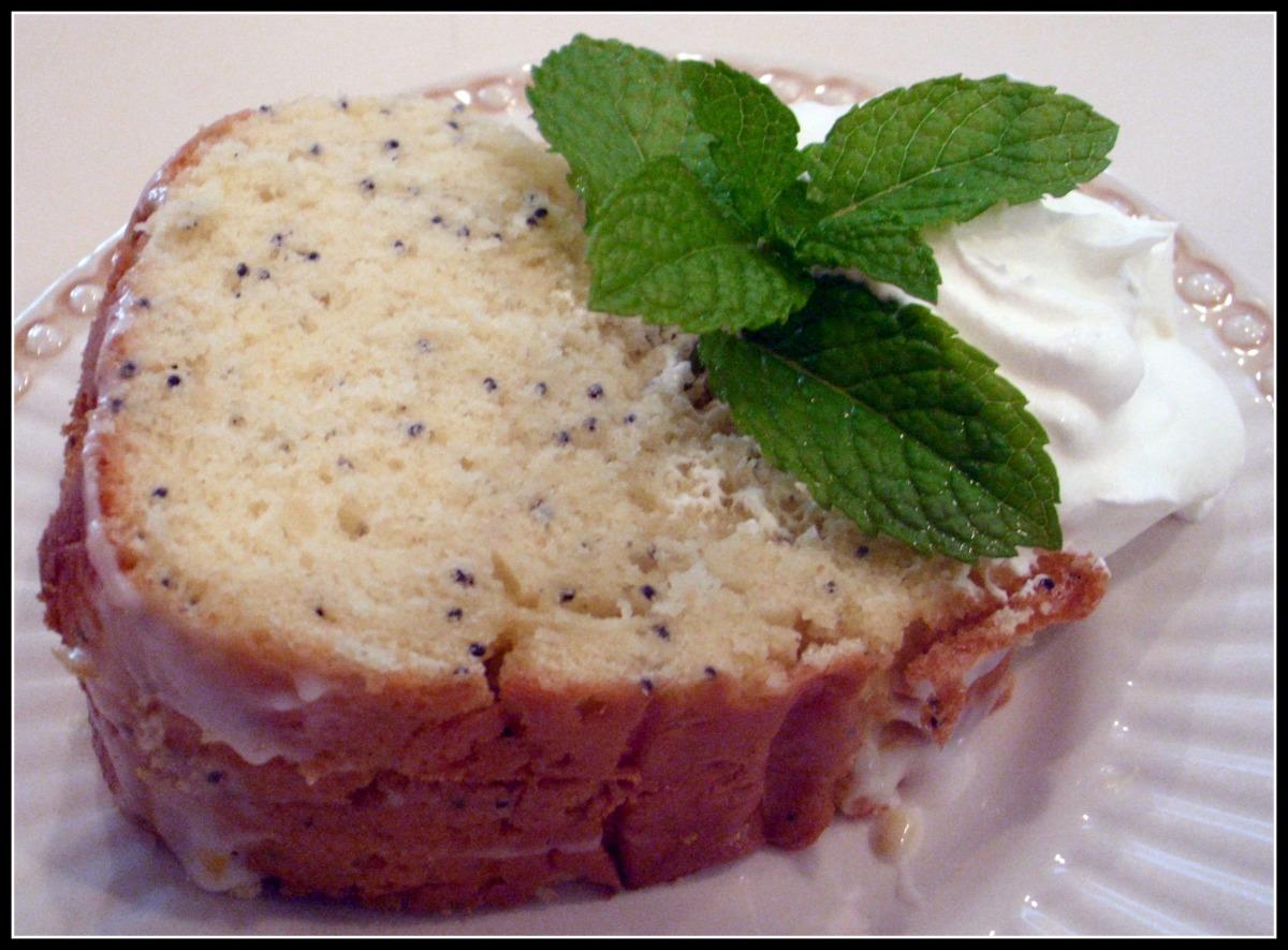 Cake Doctor Lemon Poppy Seed