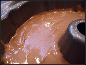 Gypsy Spiced Chocolate Flan Cake Preparation...