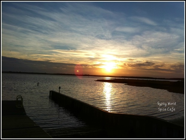 Fort Fisher Sunset 2011